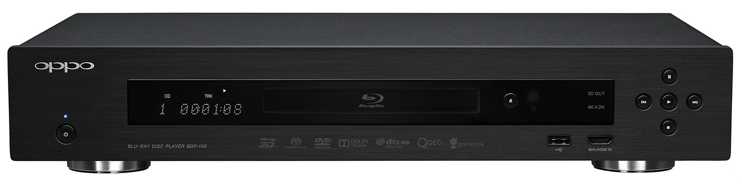 Review: The Region-Free Oppo BDP-103 Blu-ray Player