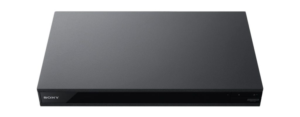 region free sony ubp-x800 blu-ray player