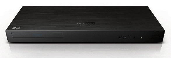 Review: LG UP970 Region-Free 4K Blu-ray Player - Region Free