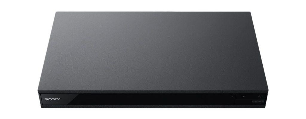 region free sony ubp-x800 blu-ray player