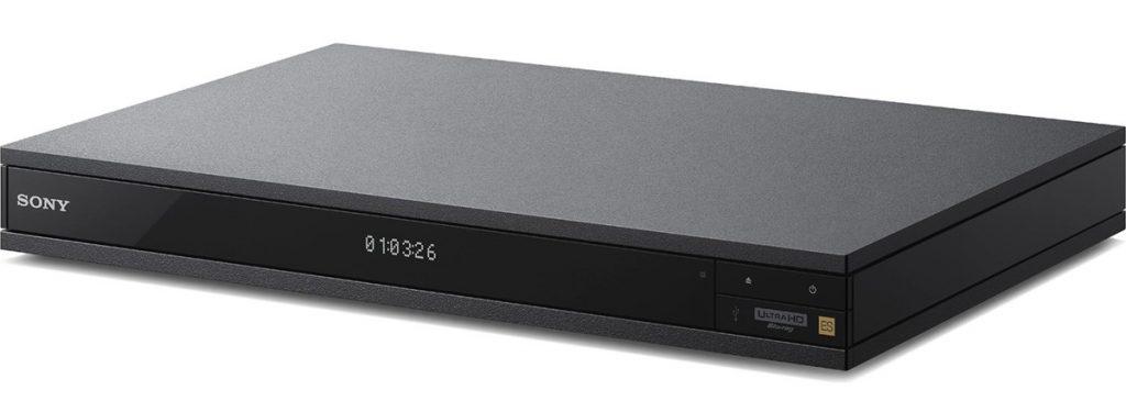 Sony UBP-X1000ES Region Free full view